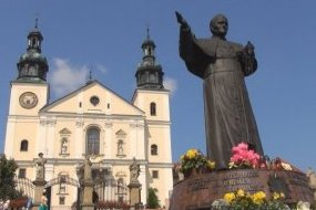 Kalwaria Zebrzydowska  -  Klasztor o. Bernardynów